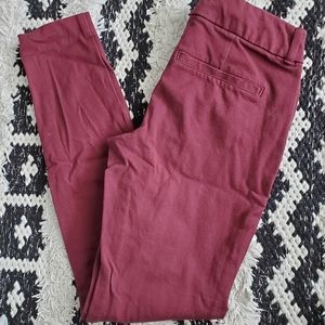 Old Navy Pixie Pants (Mid Rise)